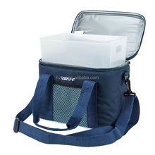 Service Supremacy 600D Folding Insulated Cooler kids lunch bag