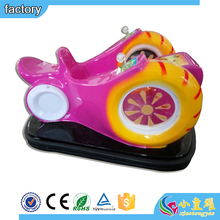 China Most popular outdoor amusement kids battery operated bumper cars for sale