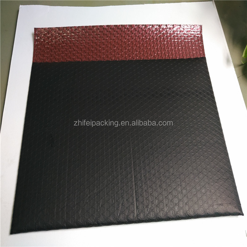 Black Electric Conduction Film Bubble Bag for Packaging and Mailing