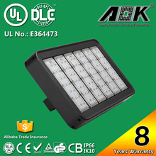 TUV-GS UL DLC led outdoor lighting fixture floodlight 1000w replacement for football feild