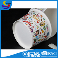 Promotion Factory Price Rice Paper Cup