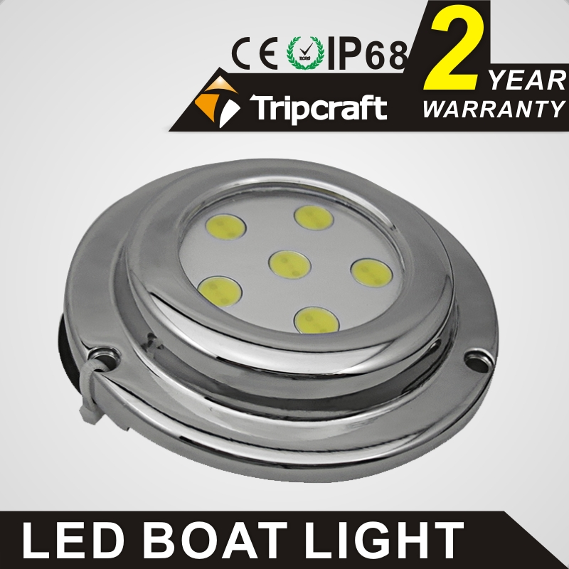 Best seller!! Marine 6X2W 12w under water LED IP68 fishing light with high bright and high efficiency