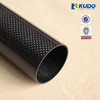 High Temperature Resistance 3K Oval Carbon Fiber Shaft
