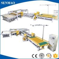 Laser Bridge Granite Marble Stone Saw Slab Tiles Edge cutting machine plywood edge cutting saw/senmao machine