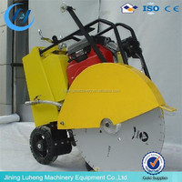 High quality road cutting saw machine , concrete saw cutter , concrete saw for sale