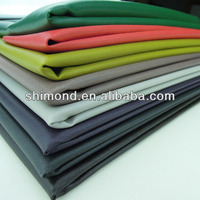 Gradient Color Soft PU Clothing Leather