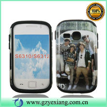Design Mobile Phone Cover Case For Samsung Galaxy Young GT- S6310