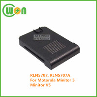 walkie talkie rechargeable battery 3.6V 500mAh replacement battery for Motorola Minitor 5 Minitor V5 MTV005PR RLN5707 RLN5707A
