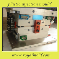 Professional 3d drawing mould injection plastic tooling