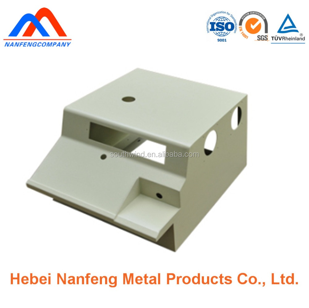 Custom metal case cover stamping manufacturing metal retainer case