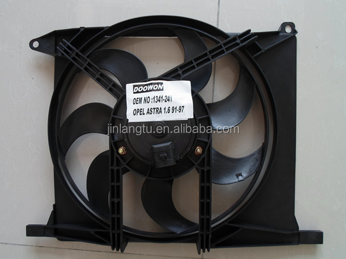 AUTO RADIATOR FAN/12V DC MOTOR FAN/COOLING FAN FOR OPEL ASTRA 1.6L'91-97