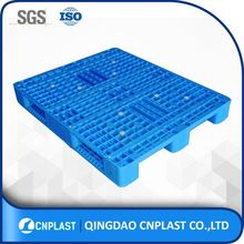 Cheap price standard size hdpe 3 runner euro plastic pallet for factory