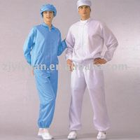 ESD/anti-static/clean room uniform