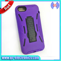 China Factory Robot Hybrid Cover Phone Case For Iphone Mini 5C