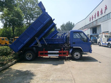 NEW FOTON right hand drive RHD small dump truck for sale