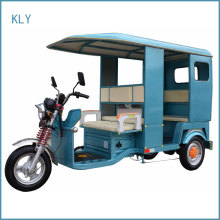 650W Power and 48V Voltage three wheel motorcycle tricycle passenger rickshaw price