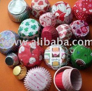 CUP CAKE PAPER