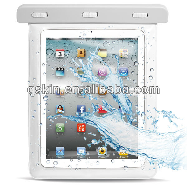 2013 new design IPX8 Waterproof Case for ipad