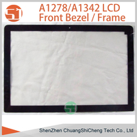 "Original Working Laptop LCD Screen Display Front Bezel Frame for Apple Macbook Pro 13"" A1278 A1342"