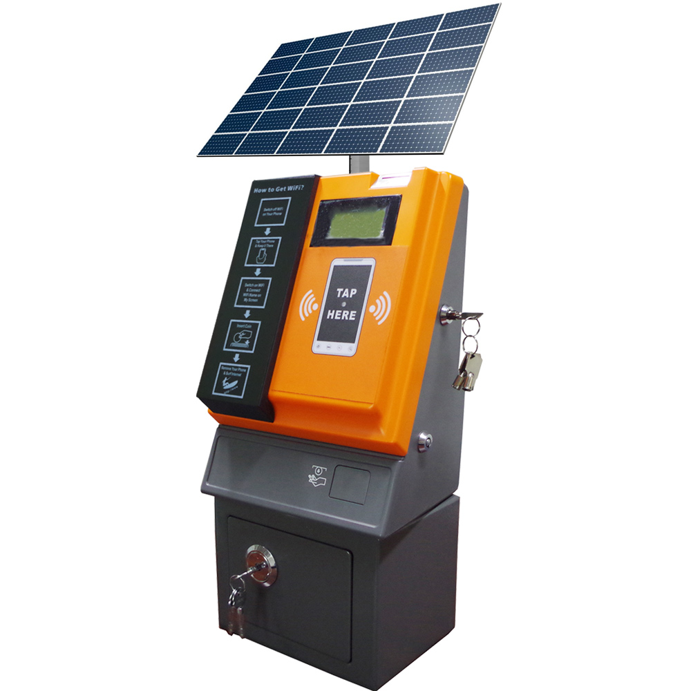 Hot Sale Solar Powered Vending Machine with High Quality