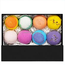 Hot sale fizzy bath bombs for kids organic bath bombs gift set private label bath bombs