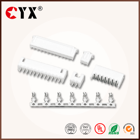 2.54 Pitch XH terminal /housing/wafer connector
