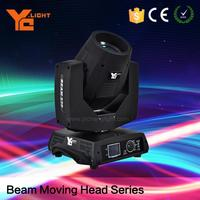 ODM Offered Stage Light Factory 17 Rotating Gobos Beam200 Moving Head