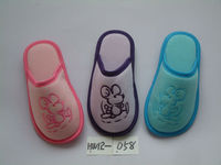 Hot Sale 2013 New Fashion Indoor Slippers