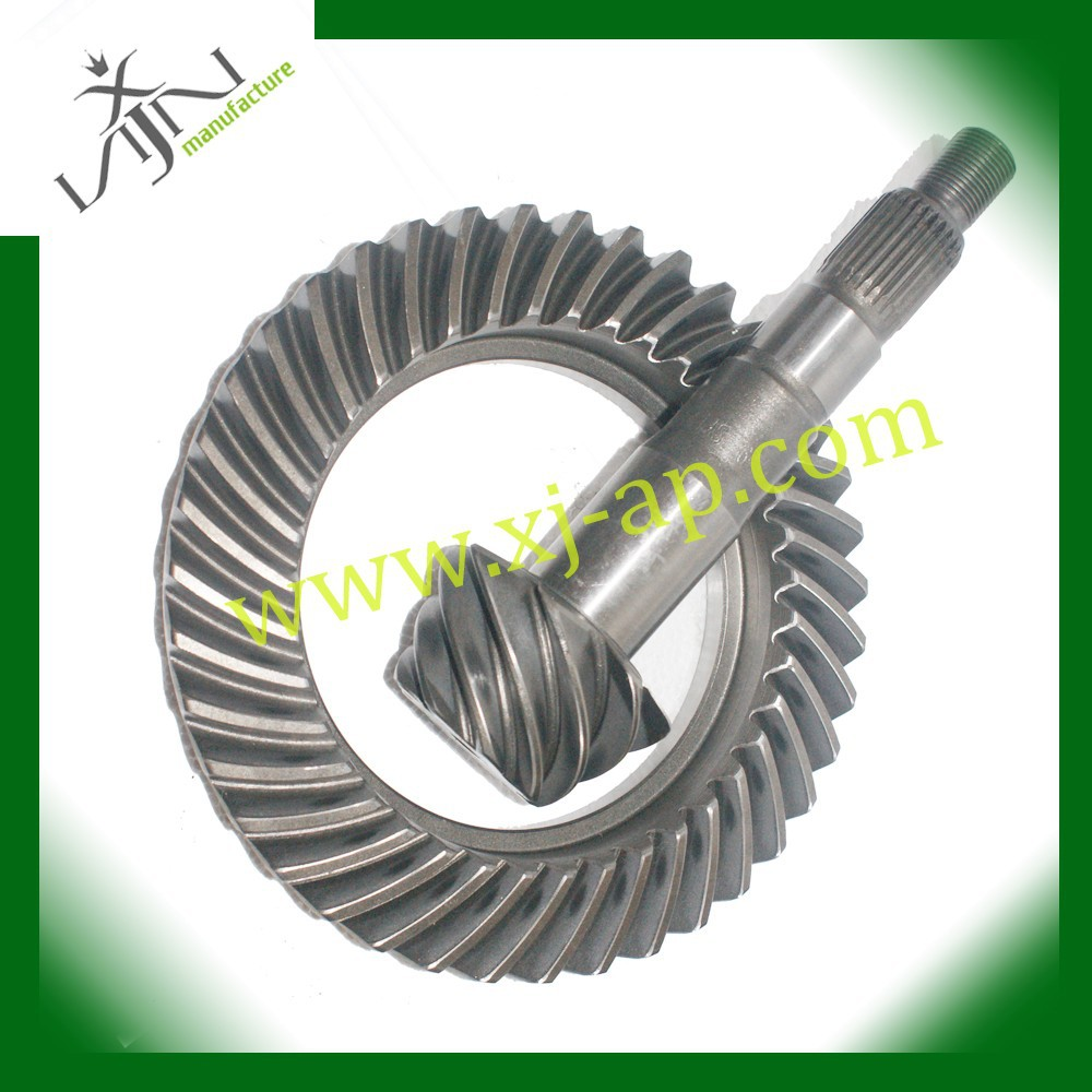 Chinese manufactory Toyota HILUX crown wheel & pinion 8:39