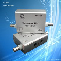 camera video booster for analog interference solution
