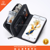 Multifunction Flip Stand PU Leather Wallet Phone Case For Apple iPhone 6 6S Case