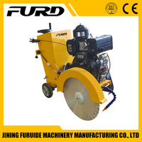 Top Quality Diesel Asphalt Concrete Road Cutter (FQG-500C)