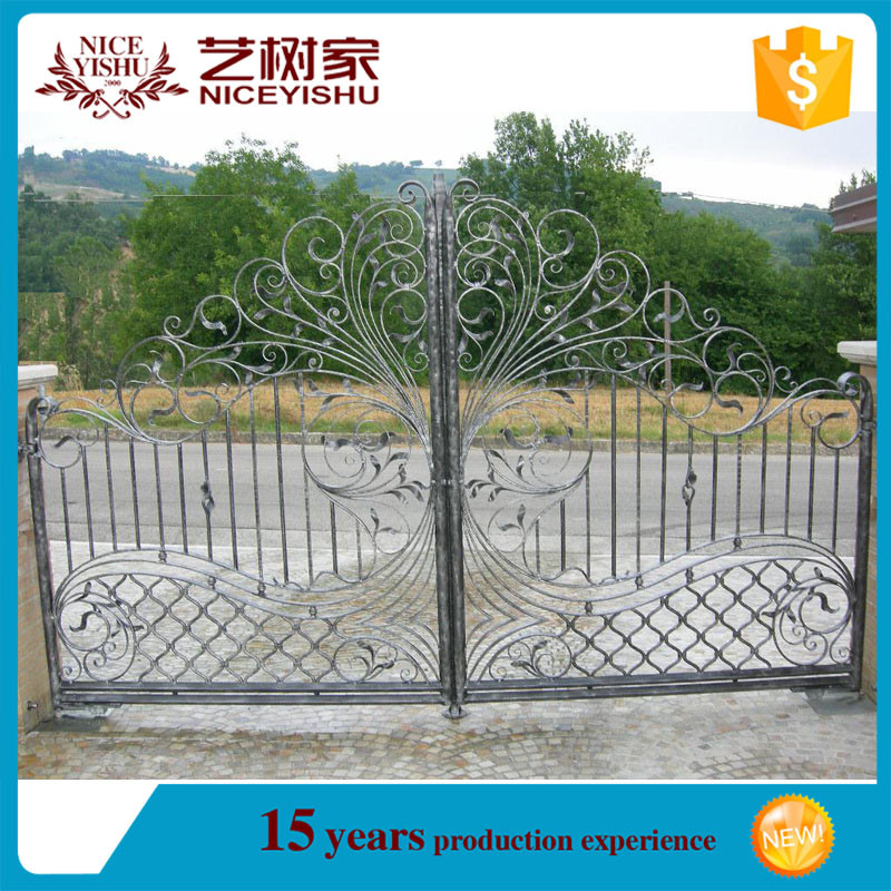 Chinese Fence Design Chinese modern wrought iron gatestylish design different types of chinese modern wrought iron gatestylish design different types of sheet and iron gate workwithnaturefo