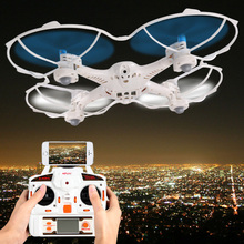 2.4G 4CH 6-Axis RC Quadcopter FPV Real-time Video quadrocopter drone