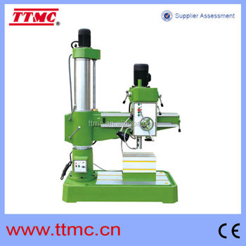 (ZQ3035x10) Mechnical Radial Drilling Machine
