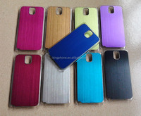 Alibaba China Supplier brushed aluminum mobile phone case for Samsung note 3