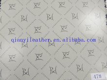 2012 PVC leather for decorating from China