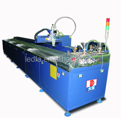 AB glue automatic glue dispensing machine for 5 meter strip light