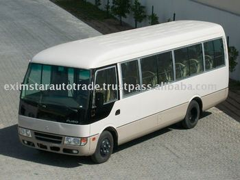 Mitsubishi Rosa Bus DLX H/Roof 30 Seater