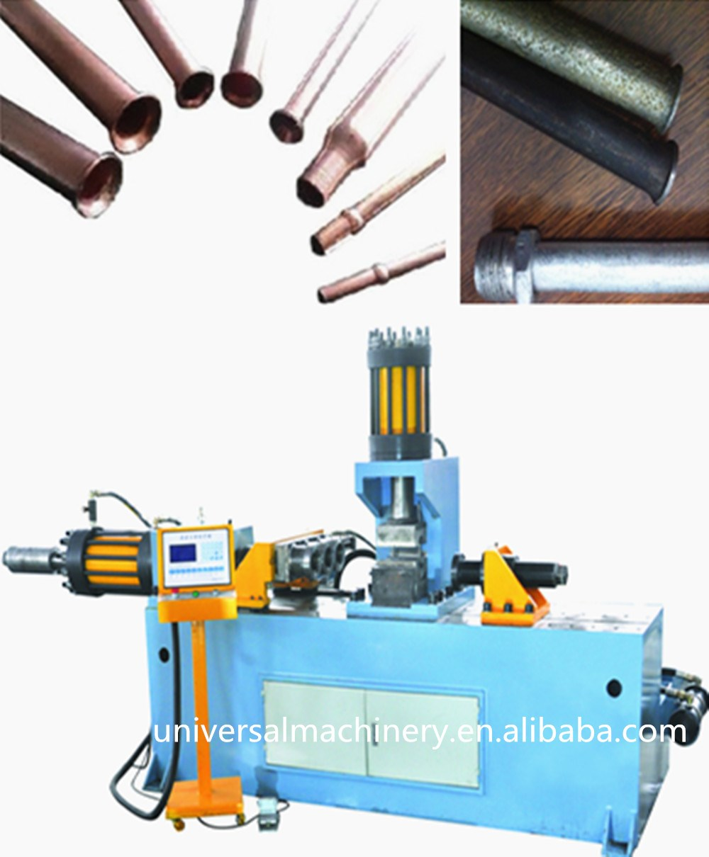 Global Warranty China Factory price pipe end shrinking machine