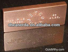 Copper ingot 99.99% Best price