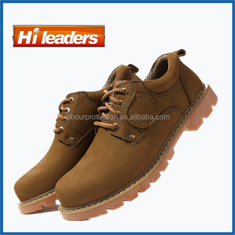 Pure Leather Under Ankle Cut Working Shoes