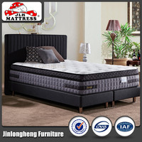 Ergonomic comfortable thin healthy memory foam mattress