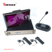 Digital Simultaneous Interpretation System /Digital Interpreter Console Unit(YSD604I) --YARMEE