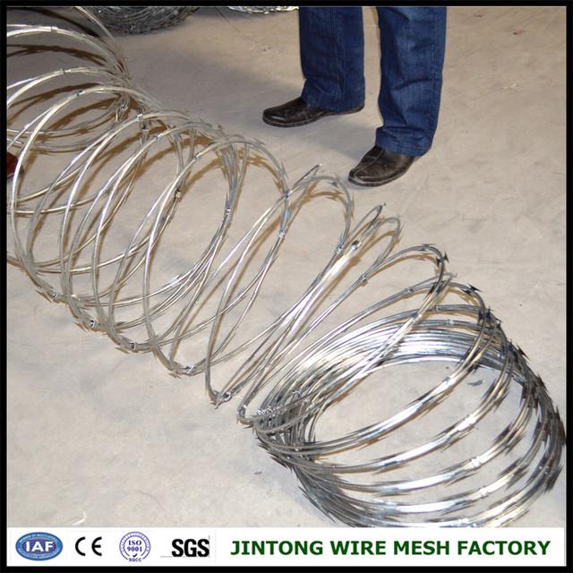 razor wire cbt 60 /razor concertina wire