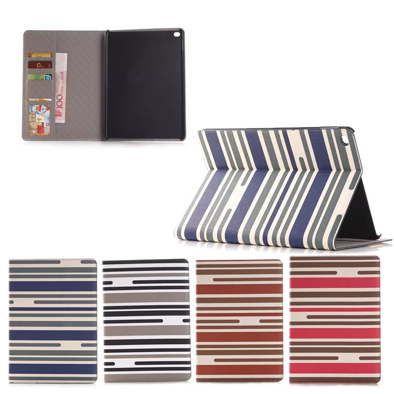 China supplier Book style PU leather stand case for iPad air 2 , for ipad air 2 cover