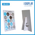 Regular shaped durable promotional product cardboard floor display