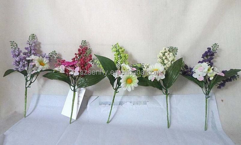 Selling Well Grace Decorative Artificial Daisy Flowers