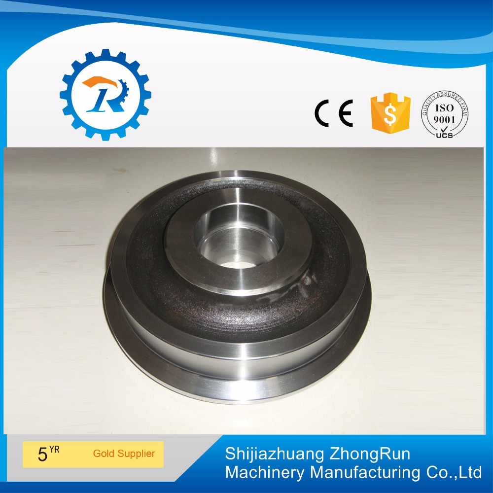 for carts Casting steel wheels