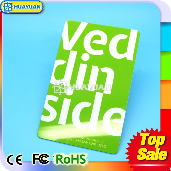 android phone NFC Plastic ntag 213 card